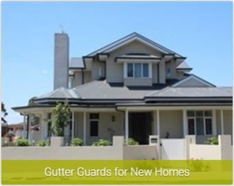 Gutter Guards for New Homes