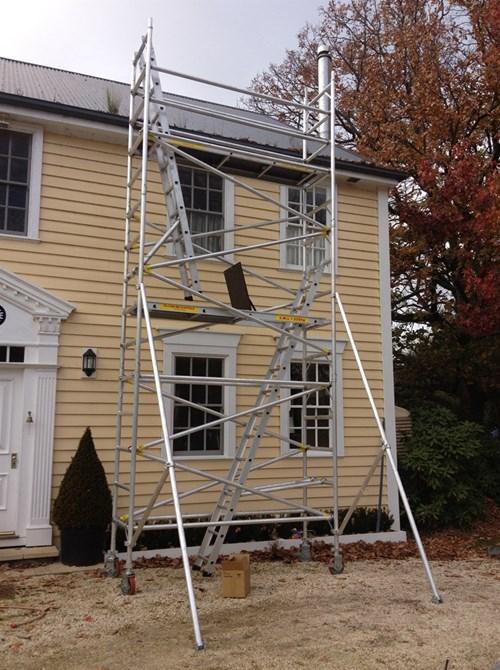 Scaffold Install