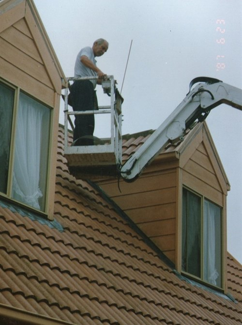 Specialty Gutter Install Image 5